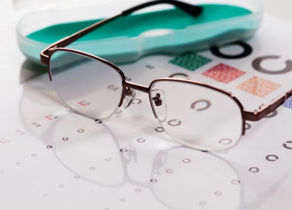 眼鏡処方について